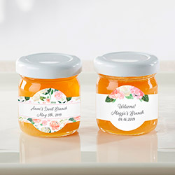 Personalized Honey Jar - Brunch (Set of 12)