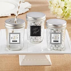 Personalized Mason Jar – Classic (Set of 12)