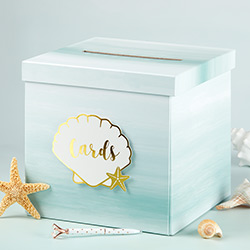 Beach Tides Gift Card Box